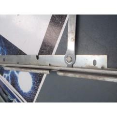 CAPCOM Lock bar slide