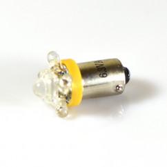 PSPA  44 / 47 4 LED +1 HIGH POWER ORANGE
