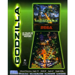 Godzilla rubber kit - black