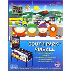 South Park rubber kit - white