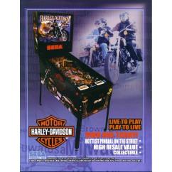 Harley Davidson rubber kit - black
