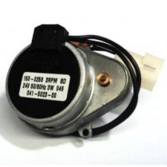ROCKY & BULLWINKLE Motor Nell Log 041-5023-00