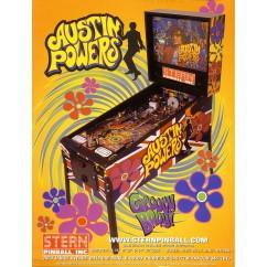 Austin Powers Rubber kit white
