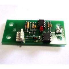 Proximity sensor board assembly