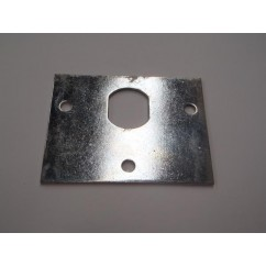 midway lock retainer plate