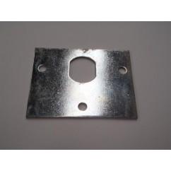 lock retainer plate