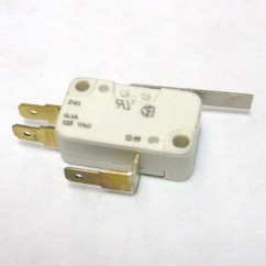 Microswitch with blade E21-50H