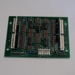 serial 24 drive pcb assy