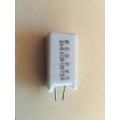 Resistor  1.8k ohm 5w 10% vertical