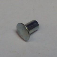 rivet .125X.187x.218 zinc