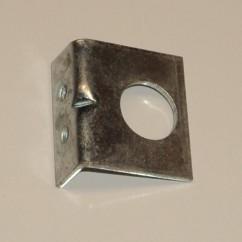 CAPCOM BRACKET COIL RET .625#6 X .375