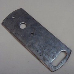 bracket cashbox lock