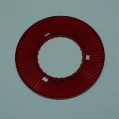 pop bumper collar red