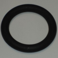 1 1/4 black rubber ring