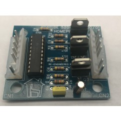 Chase light and auxiliary drive board