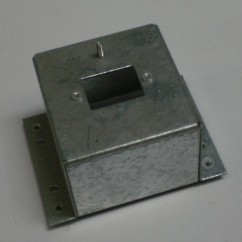 box line filter chassis