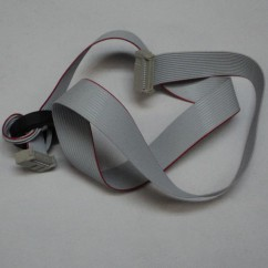 """14 Pin 26"""" Ribbon Cable with Ferrite Core"""