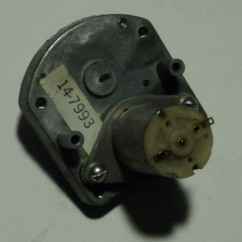 Motor & Gear Housing part 14-7993