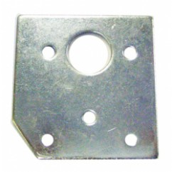 Mounting Plate Ball Shooter back of housing