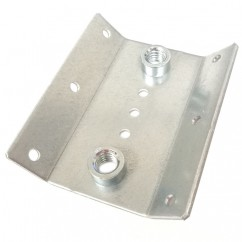 Plate, Cab. Leg Threaded Mounting Plate