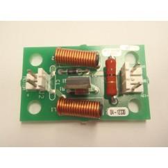 CACTUS CANYON motor emi with brake & resistor assembly