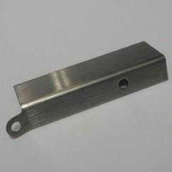 guard bracket ramp support