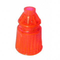 Post 1-1/16 ORANGE  fluorescent  550-5034-10