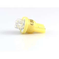 PSPA 555 4 LED YELLOW