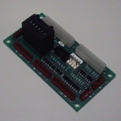 coin door interface board