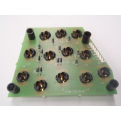 12 lamp pcb assembly