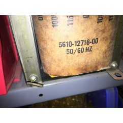 Transformer 5610-12718-00
