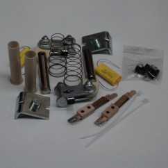 Flipper Rebuild Kit - 03/1987 to 12/1987 for williams bally