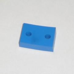 Stern Blue Bumper Rubber