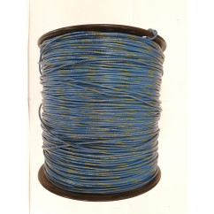 Wire 18 g Blue and Yellow