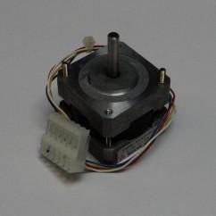 6 volt 0.15amp Stepper motor
