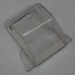 plastic cover from EATPM targets