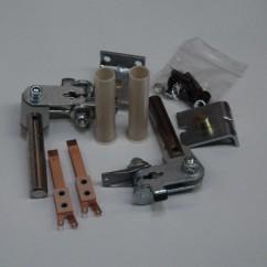 Flipper Rebuild Kit - 02/1992 to 04/1993 for williams bally