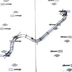 Popeye wire ramp right 12-7132