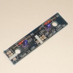 CAPCOM ASSEMBLY PCB OPTO DUAL XMTR .187