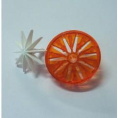 Bally Star Rollover Assembly Orange