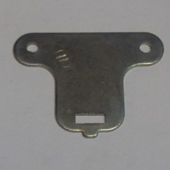 WILLIAMS DEFENDER coin door t bracket