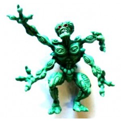 ATTACK FROM MARS / REVENGE FROM MARS ALIEN / MARTIAN FIGURINE