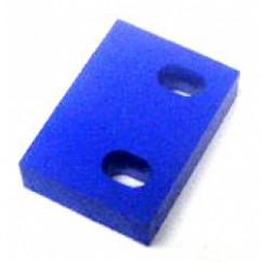 Stern Blue Rubber Bumper 626-5057-01