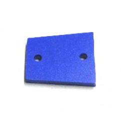 Stern Blue Rubber Bumper