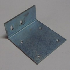 metal bracket shuffle alley pin reset motor assembly