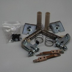 Flipper Rebuild Kit - 02/1984 to 01/1987 for williams bally