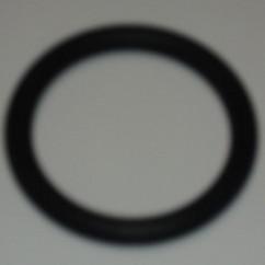 Ring black Rubber 1 3/4 inch ID Black