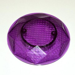 CAPCOM pop bumper cap purple