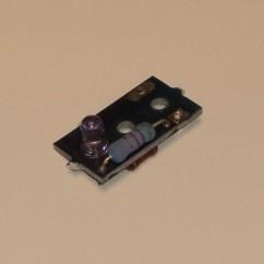 CAPCOM ASSEMBLY PCB OPTO SINGLE XMTR .125