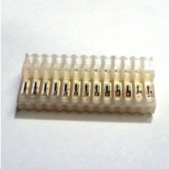 13 R CONNECTOR IDC mt/end 22/.100